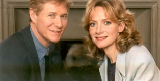 Paul Jones and Fiona Hendley Jones – their leaf does not wither...
