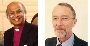 Richard Page's case has been supported by Michael Nazir-Ali, the former Bishop of Rochester