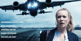 Georgina Sutcliffe plays the investigative journalist who sets out to expose aviation's toxic air secret in 'A Dark Reflection'