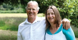 Lawrence and Judy Gentis; after 27 years of marriage, he knows her about 10 per cent and has written a book about it