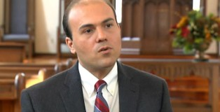 Saeed Abedini giving his first interview after his release (Fox News)