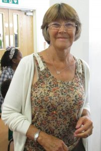 Healed from lung cancer: Jenny Holder from Margate, Kent