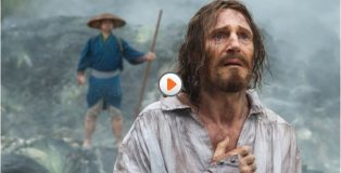 Liam Neeson plays the role of a 17th century Jesuit priest encountering Japanese persecution in the film, Silence