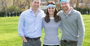 Three royals launch Heads Together