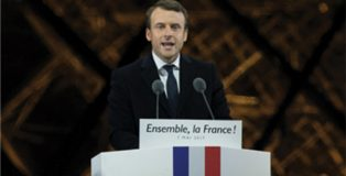 New President Emmanuel Macron won't recognise 'Palestine'