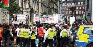 Al Quds march Londistan 2017