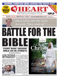 A victory for the street preachers whose case was HEART's April 2017 cover story