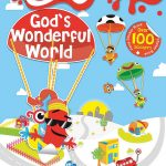 Pens Sticker_God's wonderful world