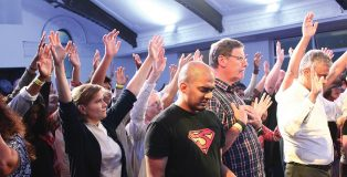 The renewal at Capstone has been marked by powerful worship