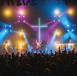 1,359 teens came to Christ at summer festivals