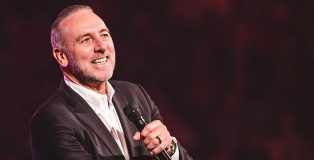 Hillsong founder Brian Houston – standing up for biblical teaching on marriage  (Credit: Hillsong)