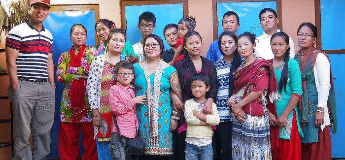 Forgotten floods: Nepalese churches damaged