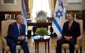 PM-Netanyahu-and-Argentinian-President-Macri