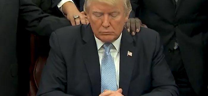 President calls Day of Prayer for Texas