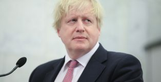Boris Johnson is under fire for a Foreign Office agency report attacking Christians and recommending the funding of pro-gay interpretations of the Bible  (Credit: Shutterstock)