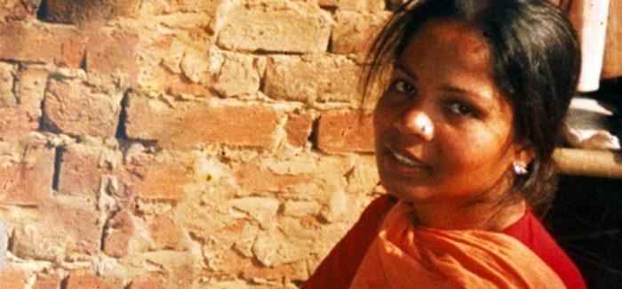 Imprisoned heroine Asia honoured by MEPs