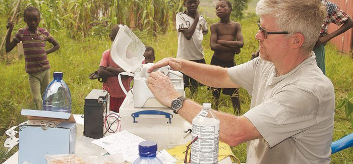 Christian optician paid ultimate price in Africa