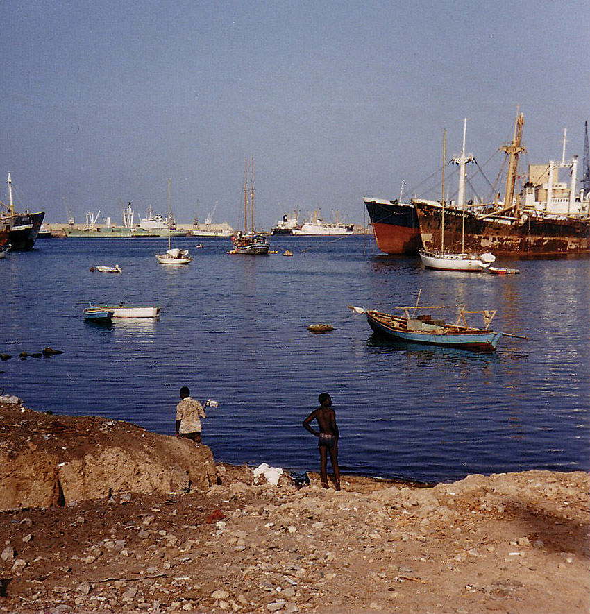 Port Sudan, where Bibles have been confiscated