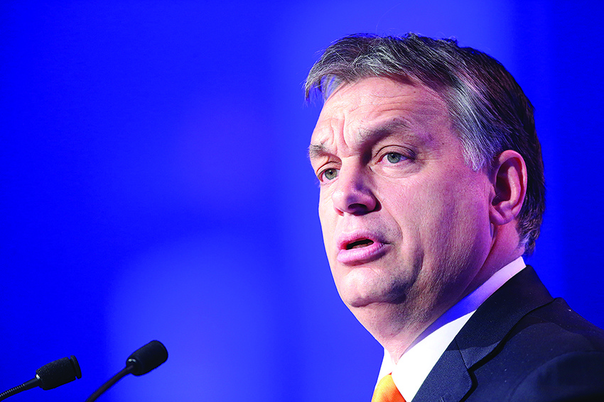 Hungarian Prime Minister Viktor Orban boldly speaks out in defence of Christianity