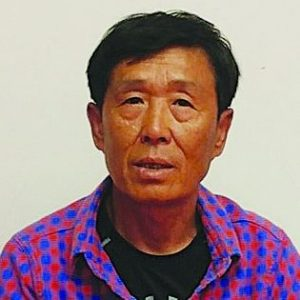 Pastor Choi Kwanghyuk, who has escaped from N Korea