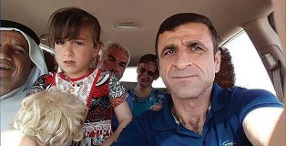 Another fresh start for an uncertain Christina on her way home to Dohuk