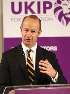 Henry Bolton was refusing to bolt