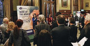 Open Doors UK and Ireland CEO Lisa Pearce talks to MPs about persecution around the world