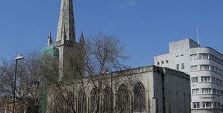 St Nicholas Church in Bristol will be refurbished and its work financed for six years at a cost of £3.8 million