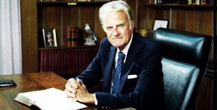 Billy Graham based his entire life and ministry on the Bible