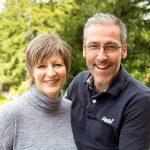 Clive and Jane Urquhart pastor Kingdom Faith Church, Horsham