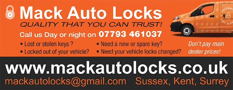 Mack Auto Locks m
