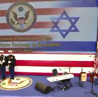 US embassy opens in Israel's capital