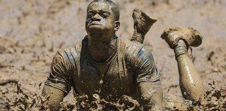 Tough evangelists' muddy mission