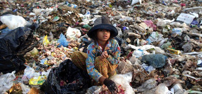 Dead baby girls found in Pakistani rubbish dumps