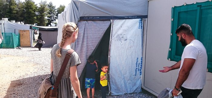 "Greece: Christian refugees ""in fear of their lives"""