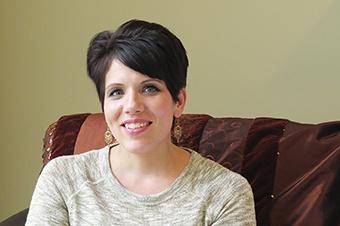 """I struggled against the truth of my life"", says abortion survivor Melissa"