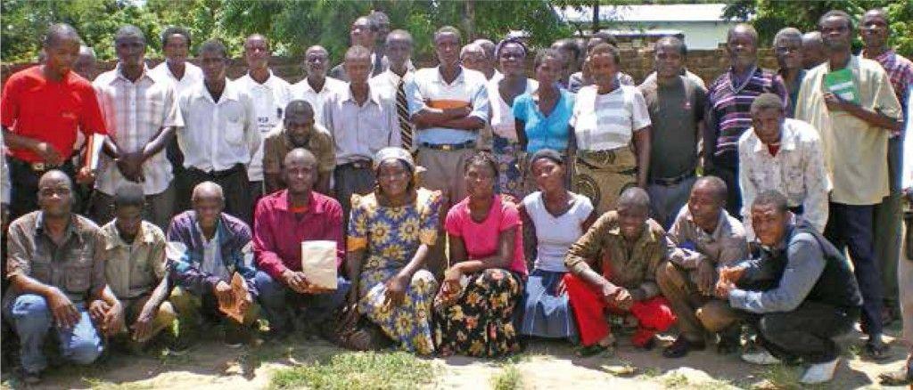The Jesus Way School of Evangelism, where Mark taught students