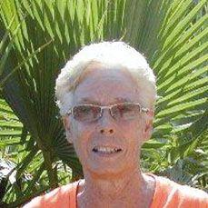 Sussex author Ann Alfrey