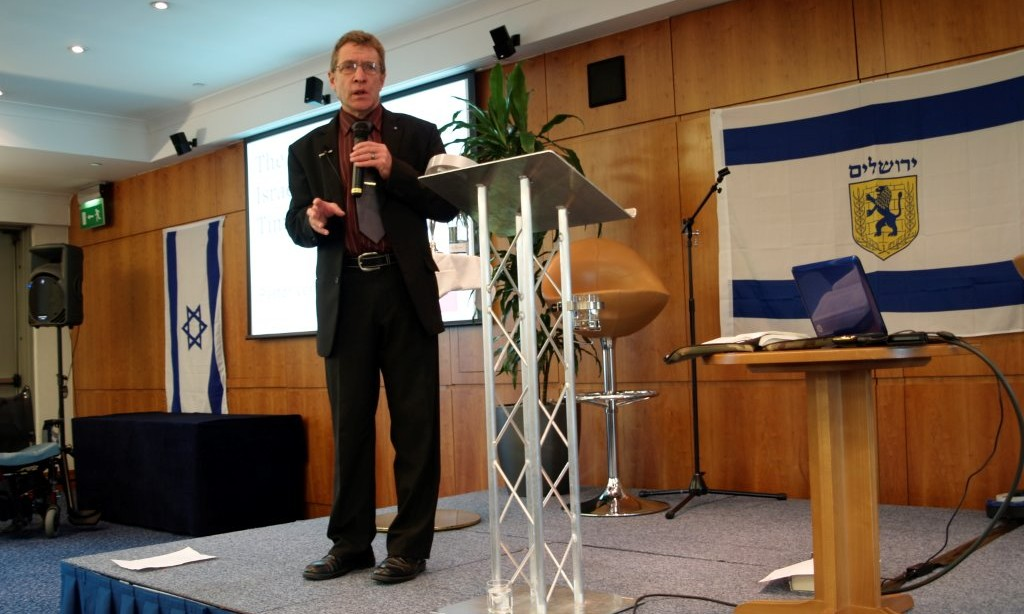 Living down his Nazi heritage, Werner Oder pastors a Bournemouth church