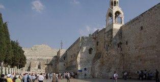 Bethlehem, Church of the nativity Wikicommons Berthold Werner
