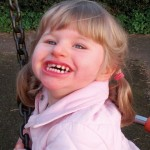 """Donna's daughter Kitty, 2, has Angelman's Syndrome, a neuro-genetic disorder, but """"is an absolute angel"""""""