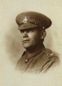 Private Albert Henry Wood