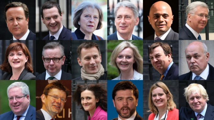 HOW DID THE NEW CABINET VOTE ON KEY MORAL ISSUES?