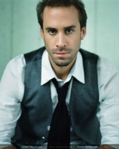 Joseph Fiennes will portray the Olympic hero's POW camp ordeal