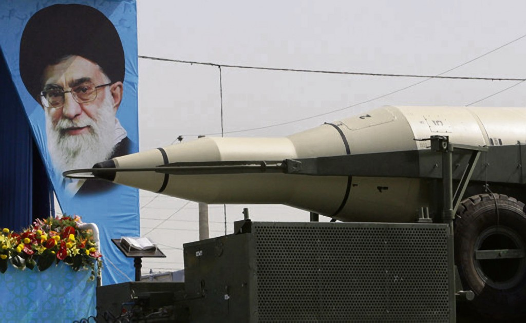 Iran's nuclear ambition