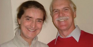 Peter and Heather Candy are continuing their life of service in an African hospital