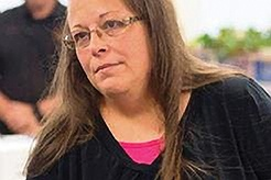 Kim Davis spent six days in jail for contempt of court