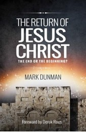 The return of Jesus Christ cover