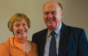 Roy and Brenda Taylor will provide a prayer strategy for small groups