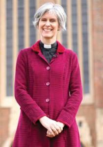 Jo Wells is fifth Bishop of Dorking